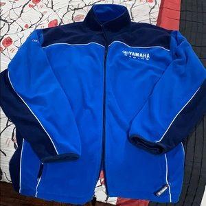 Yamaha factory racing fleece